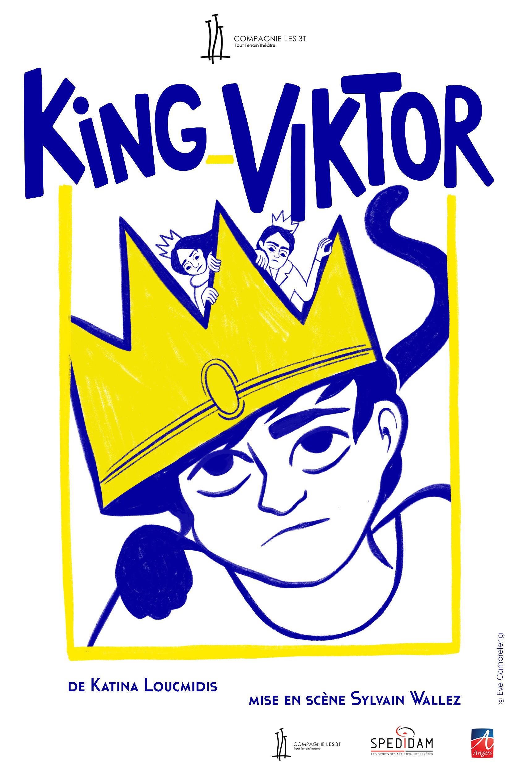 Affiche King Viktor